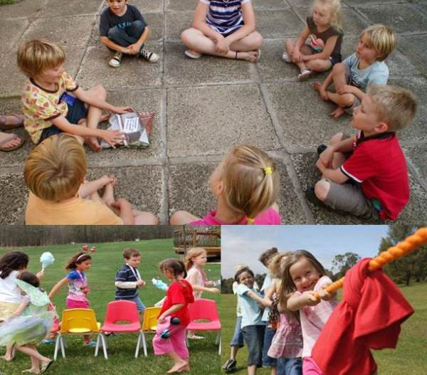 Kids Party Games Ideas