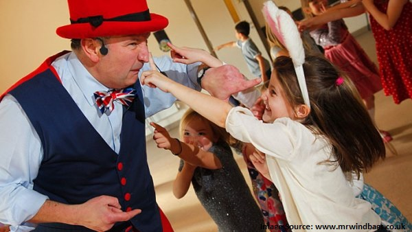 Kids Party Entertainer
