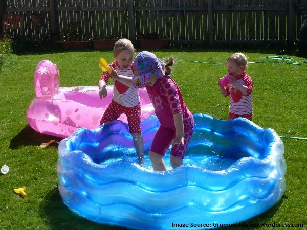 Paddling Pools for Kids Party