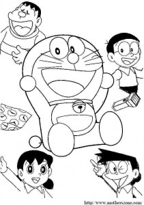 10-printable-cartoon-doraemon-and-friends-coloring-pages