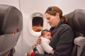 newborn-baby-air-travel-mother-carry-her-flight