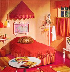 colorful theme for kids bedroom