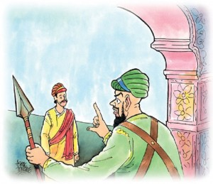 Birbal Enters Akbar's Court