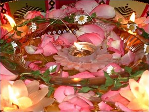 Diwali-Flower-decoration