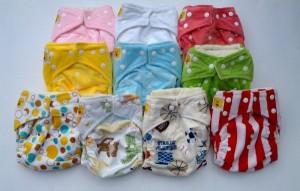 cotton diaper