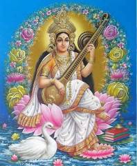 Baby Girl Names Inspired By Goddess Saraswati