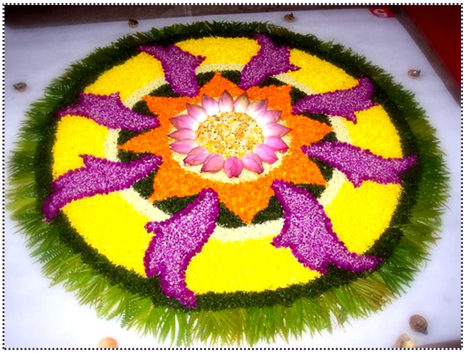 rangoli-design-with-flower-2014