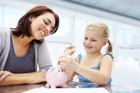teach to child for savings