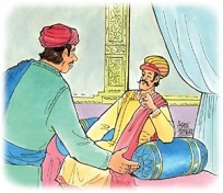 The Ghee Merchants and the Gold Mohur