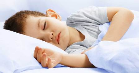 child sleep