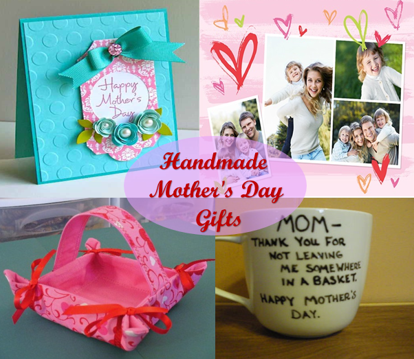 handmade mothers' day gifts